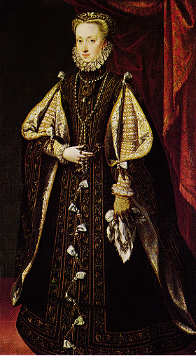 Anne Of Austria 1571