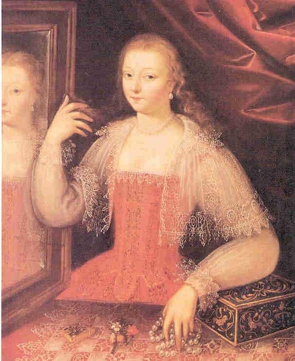 Queen Elizabeth Renaissance History of the Corset