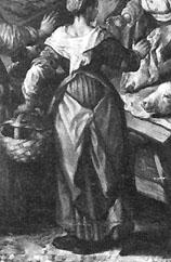 Working Women's Dress in 16th Century Flanders