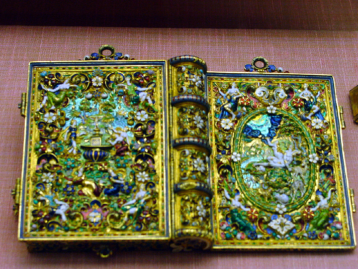 Book Cover Handmade Jewellery ~ Jewelry in elizabethan england